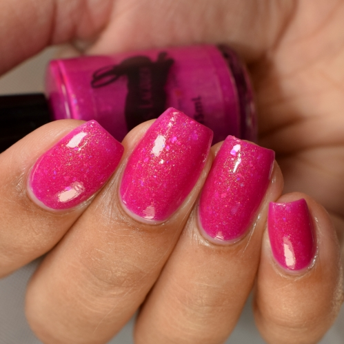 leesha lacquer who dat 3