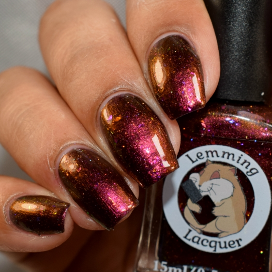 lemming lacquer dark baptism 4