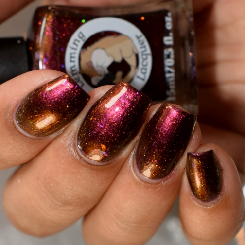 lemming lacquer dark baptism 5