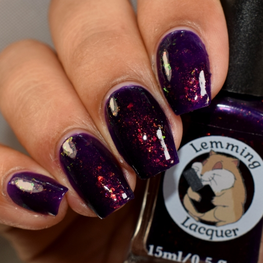 lemming lacquer freedom and power 3