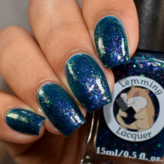 lemming lacquer the birth of venus 4
