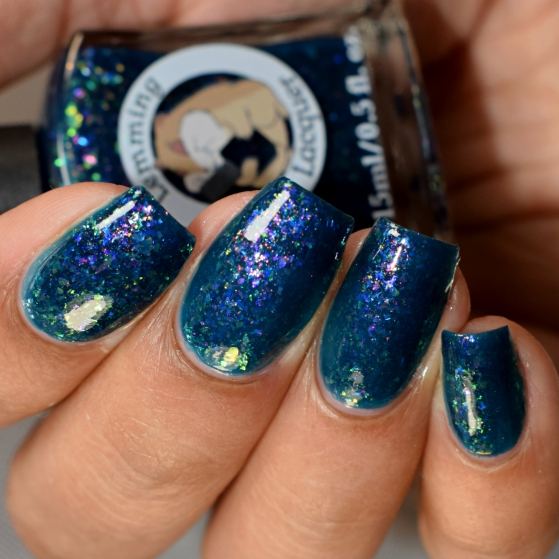 lemming lacquer the birth of venus 5