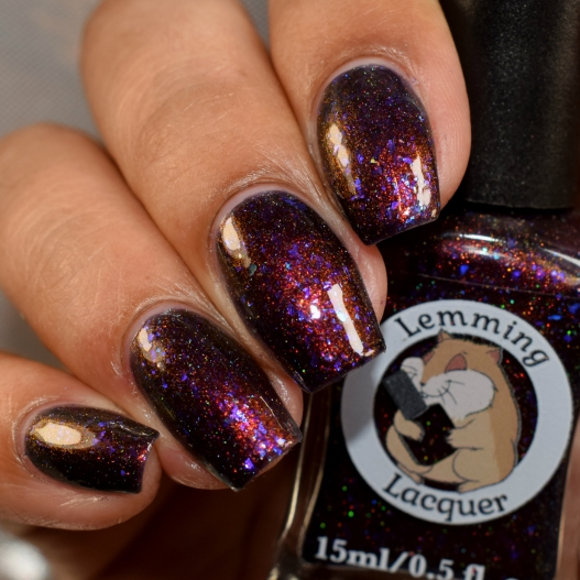 lemming lacquer wrong nightmare 3