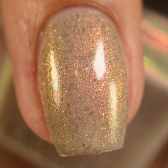 night owl lacquer poplars at sunset