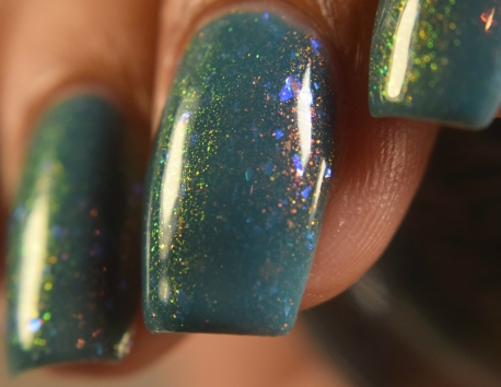 supernatural lacquer narwhalways and forever 3