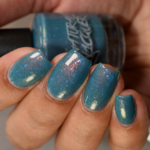 supernatural lacquer narwhalways and forever 5