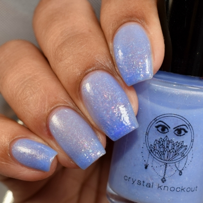 crystal knockout cerulean clouds