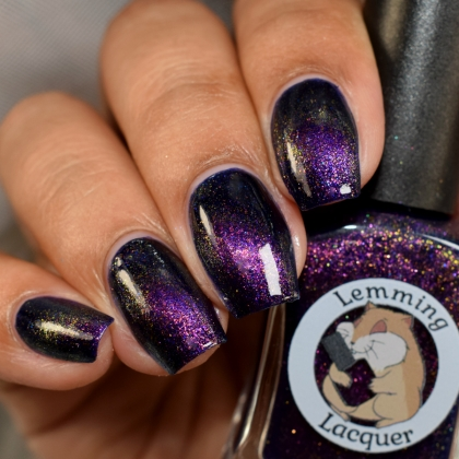 lemming lacquer 3