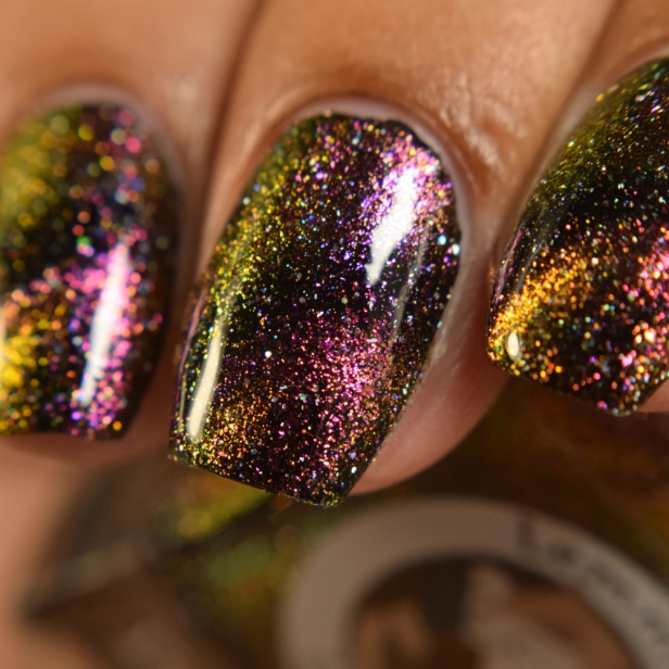 lemming lacquer andromeda 2
