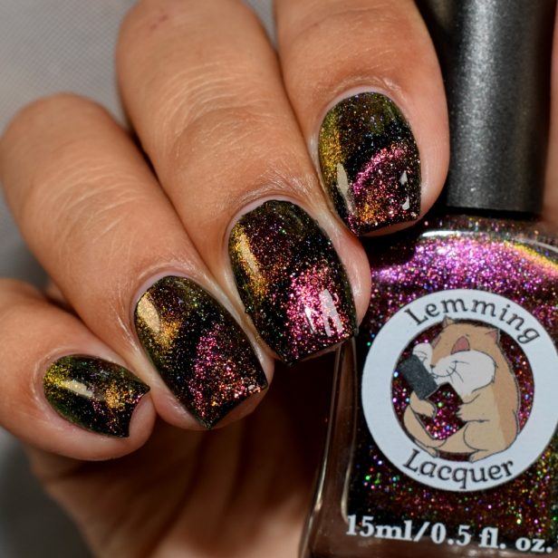 lemming lacquer andromeda 3