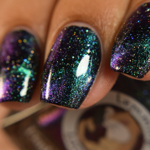 lemming lacquer milky way 2