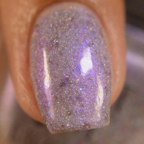night owl lacquer violet storm