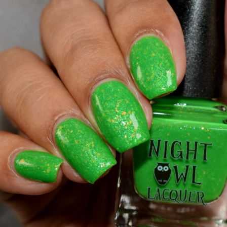 night owl lacquer welcome everything is fine 3