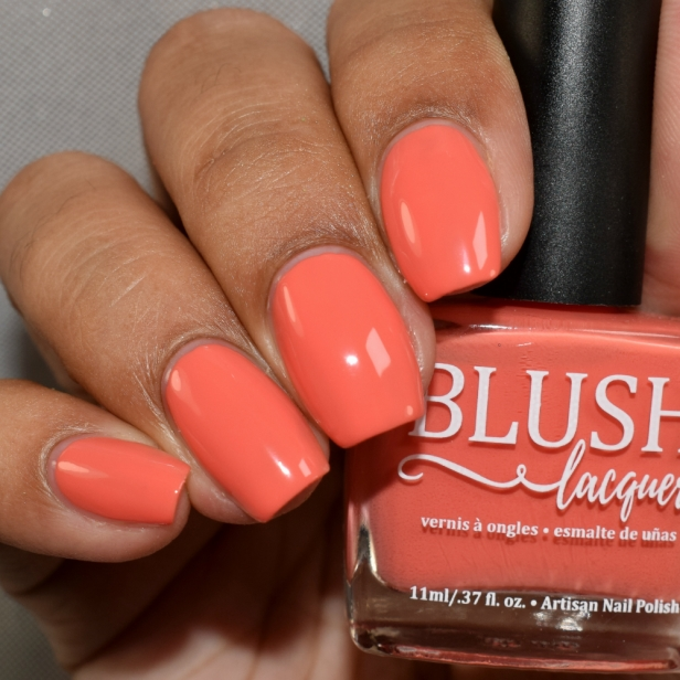 blush lacquers darling dahlia 2