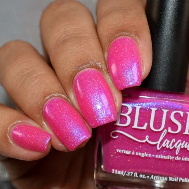blush lacquers electric bloom 2.0 3
