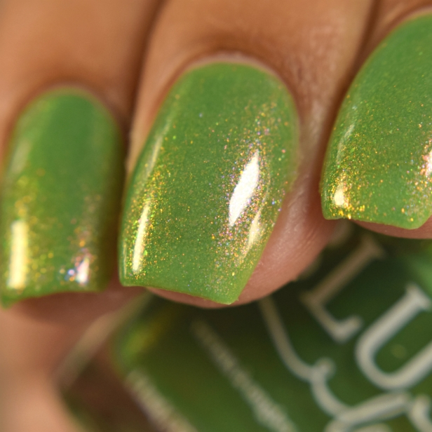 blush lacquers green with envy 2