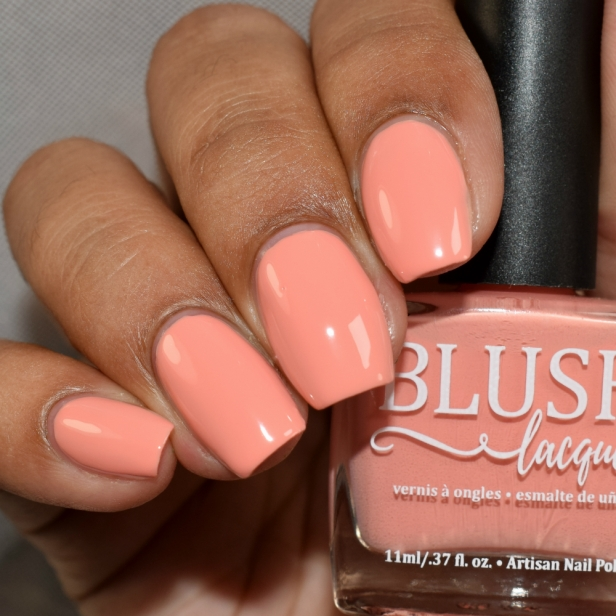 blush lacquers peaches and peonies 2