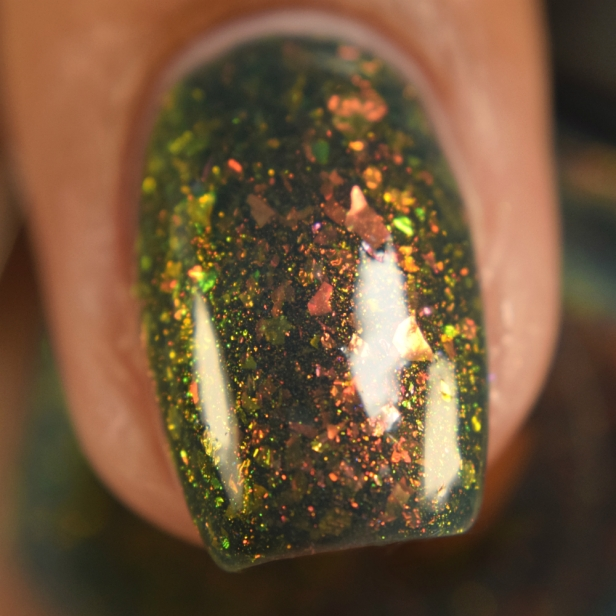 ethereal lacquer scarecrow