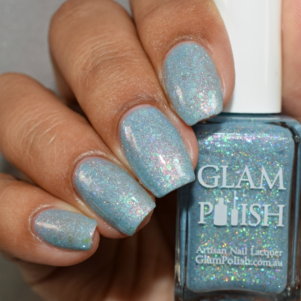 glam polish clock strikes midnight 3