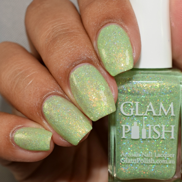 glam polish fairy tales can come true 3