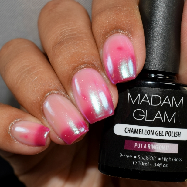 madam glam put a ring on it powder 2