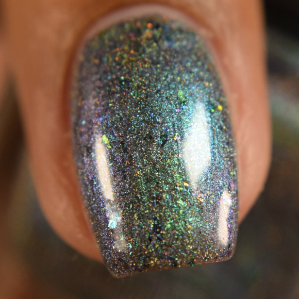 night owl lacquer banshee scream