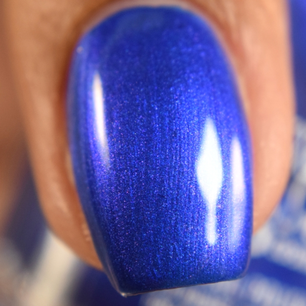 girly bits blue