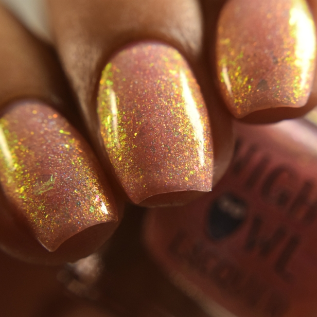 night owl lacquer sunsets and fireflies 6