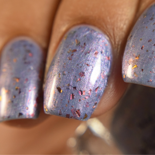 Trisha red eyed lacquer shield of honor 2