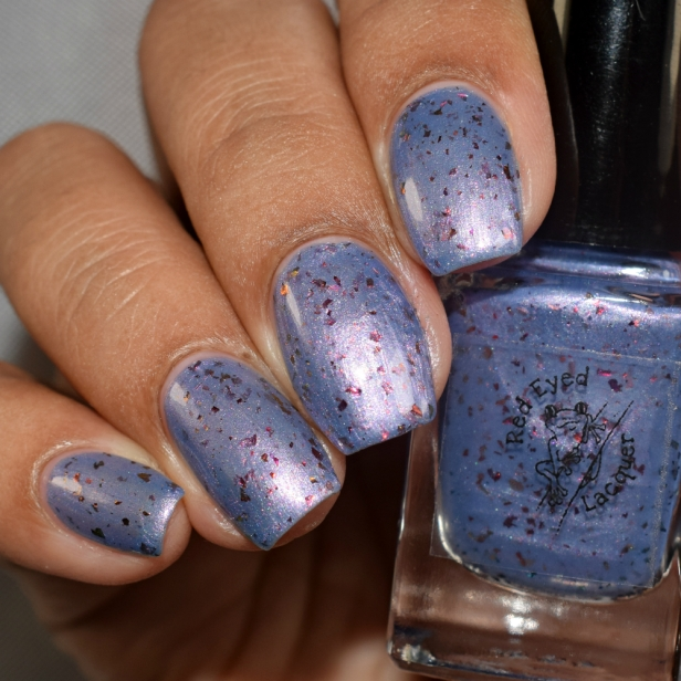 Trisha red eyed lacquer shield of honor 3