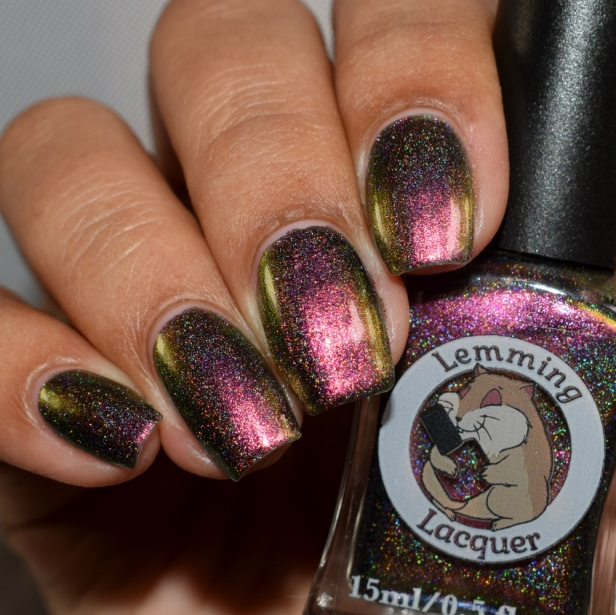 lemming lacquer dripping with alchemy 3