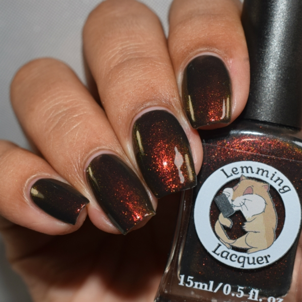 lemming lacquer hellstone 3