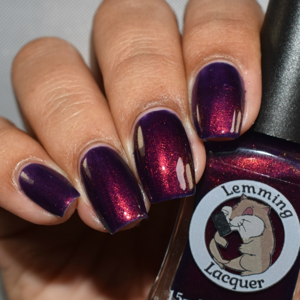 lemming lacquer lupercalia 3