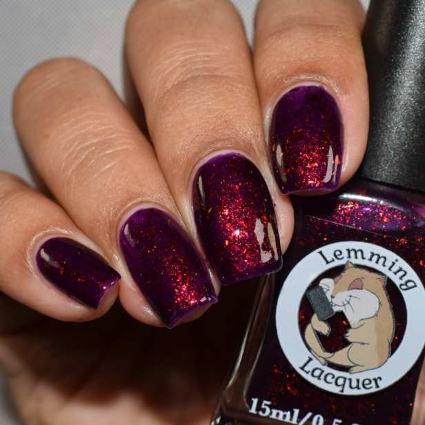 lemming lacquer voodoo 3