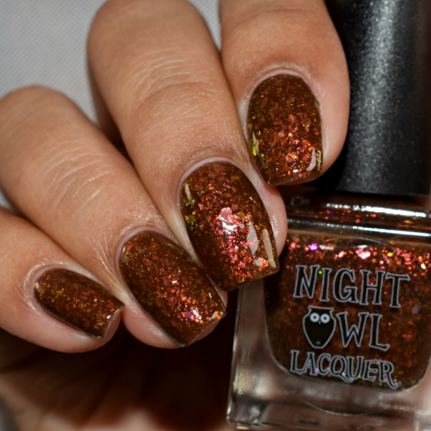 night owl lacquer leaf peeping with sasquatch 3