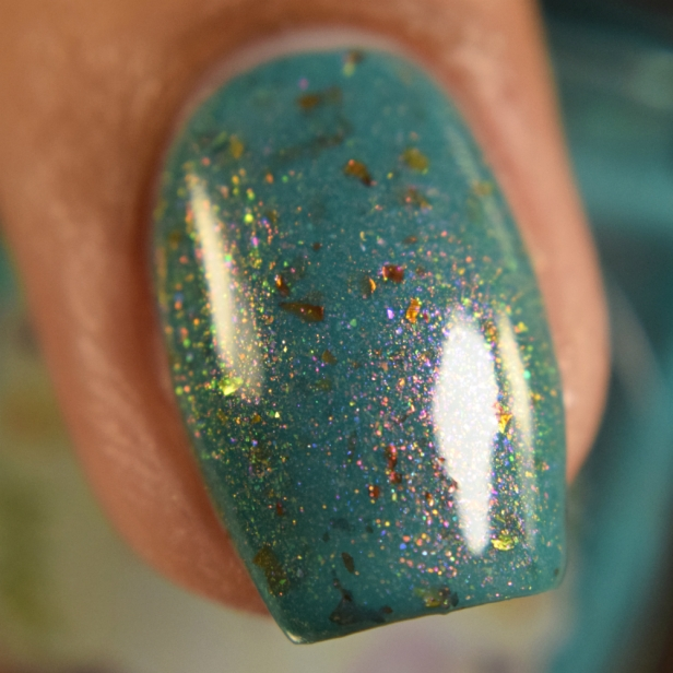 wildflower lacquer wicked thicket