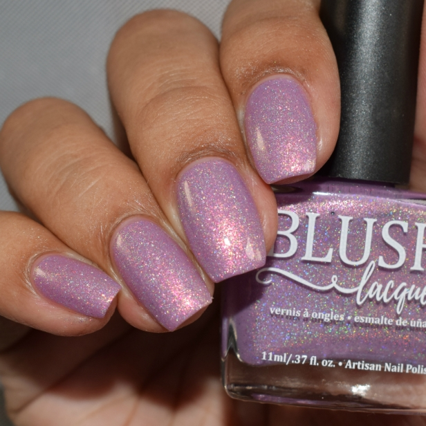 blush lacquers off the clock 3