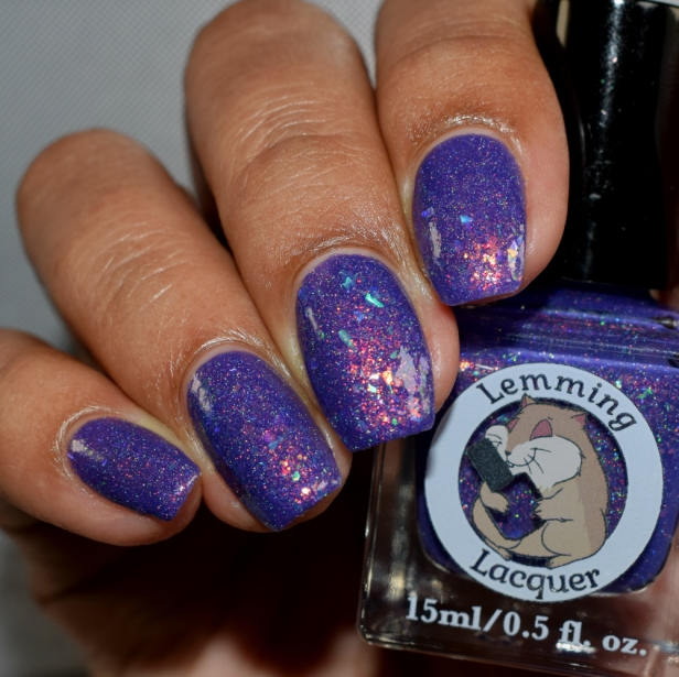 lemming lacquer fight the fairies 3