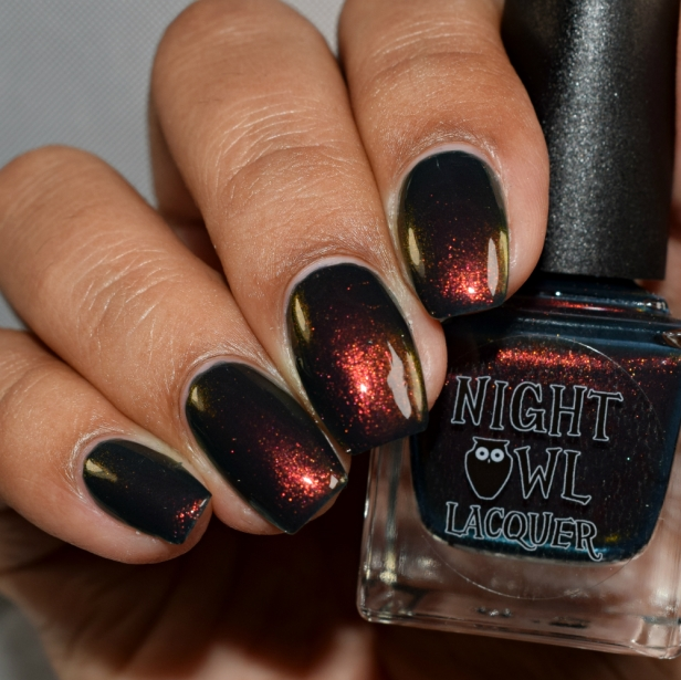 night owl lacquer magic hour 4
