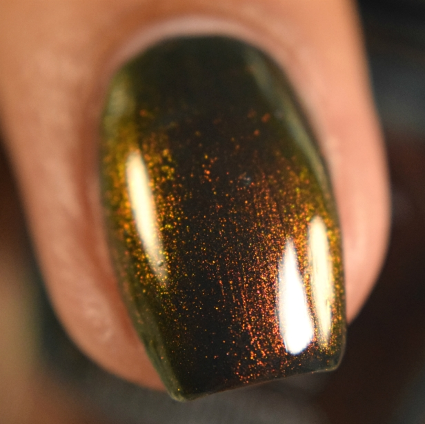 night owl lacquer magic hour