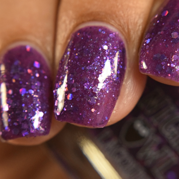 night owl lacquer purple people eater 2