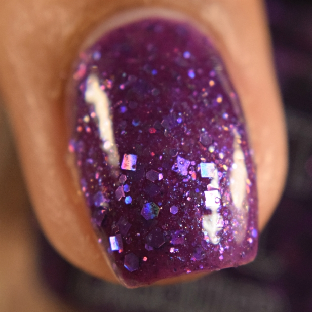 night owl lacquer purple people eater