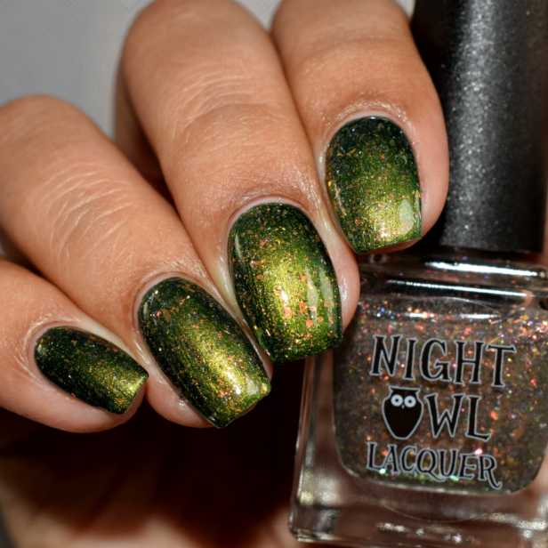 night owl lacquer spice it up 3