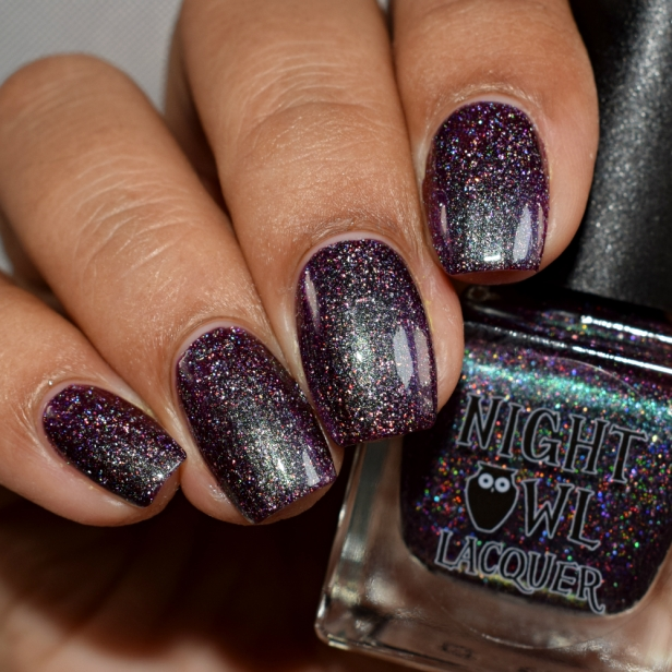 night owl lacquer star gazing 4