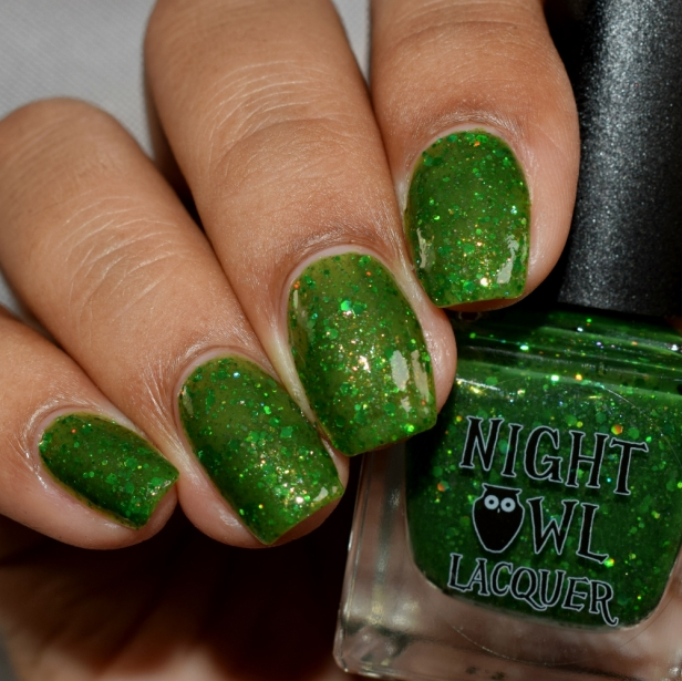 night owl lacquer thriller 3