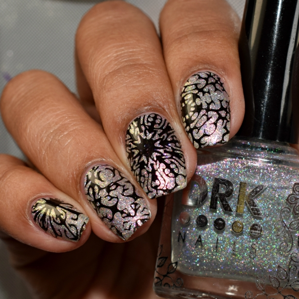 drk nails stamping plate 2