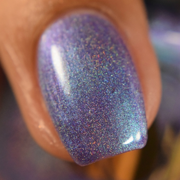 ethereal lacquer comet