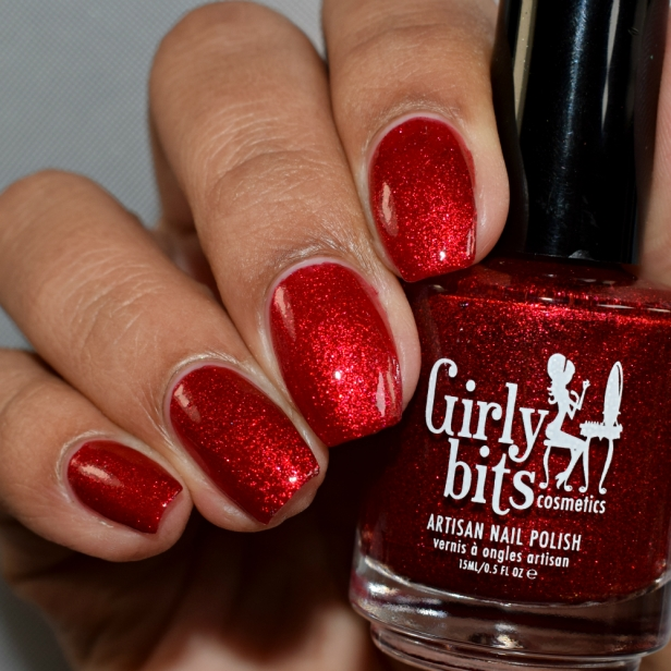 girly bits red 3