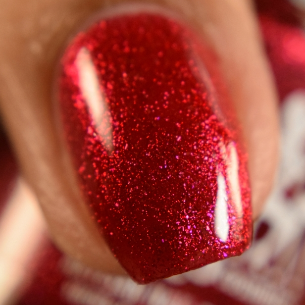 girly bits red