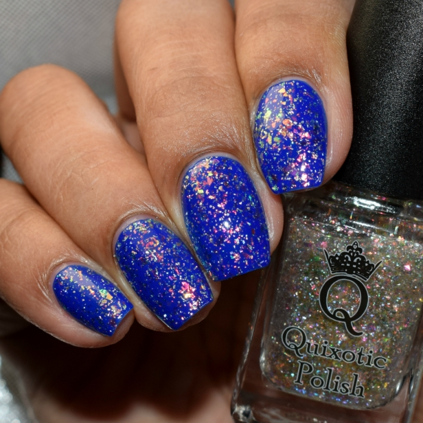 quixotic polish grounds for hope over soiree 3